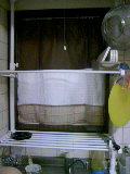 キッチンカーテン