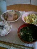 本日の昼ご飯。