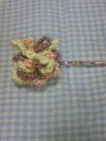 鎖編みピン