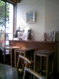 会社近くの読書喫茶。