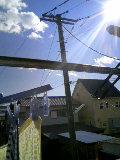 冬なのに洗濯日和ってすごいわ静岡。